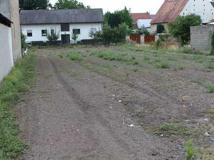 Wohnbaugrundstück in guter Ortslage