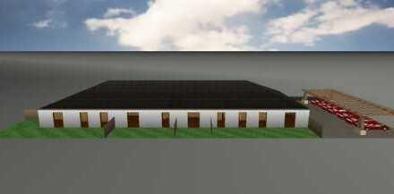Neubau von sieben Eigentumswohnungen im großzügigen Bungalow style
