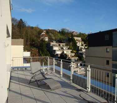 Schöne und große Penthousewohnung in guter Lage in Gernsbach zu verkaufen