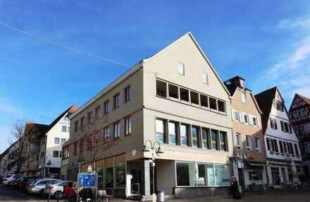 Vielseitig nutzbar! Geschäftshaus in guter Lauflage von Vaihingen/Enz...