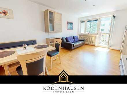 Attraktive Wohnung mit großem Balkon in ruhiger Lage von Fürstenfeldbruck