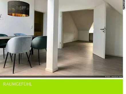 Gemütliche 2-Zimmer Wohnung direkt am Necker (Heidelberg Neuenheim)