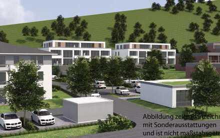 Attraktiver Neubau - Penthousewohnung mit TG-Stellplatz in Ortsrandlage von Bovenden