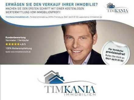 VORANKÜNDIGUNG: Kapitalanlage - Maisonettewohnung auf Jürgensby mit Hafenblick