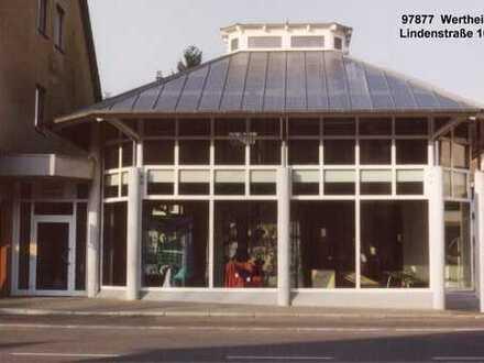 Büro- Verkaufs- Ausstellungsflächen in Wertheim Altstadt zu vermieten