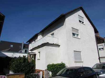 Gepflegtes Wohnen im 2-Familienhaus in ruhiger Wohnlage von Viernheim