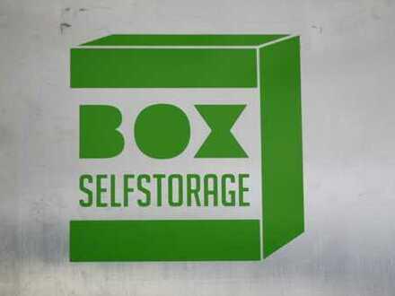 Box-Selfstorage, Lagerraum