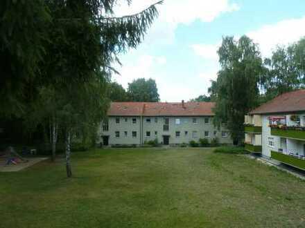 Frisch sanierte 2 Zimmerwohnung mit Blick ins Grüne