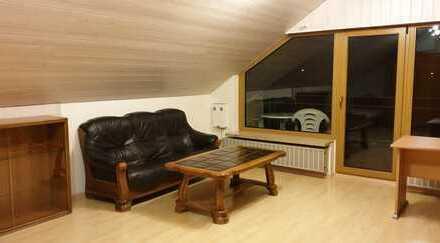 möbliertes Zimmer ca. 35qm in Aschaffenburg/Damm in 2er WG