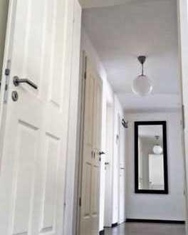 Neuwertige 3-Zimmer-Wohnung mit Balkon und EBK in Burgnähe