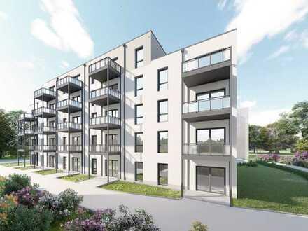4 Zimmer Wohnung im Neubau mit Aufzug; nur mit Wohnberechtigungsschein