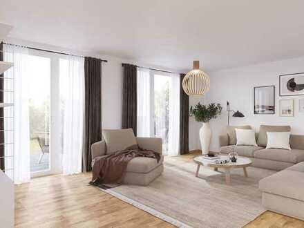 Aussicht ins Grüne: Reihenmittelhaus mit 4 Zimmern - RH 3