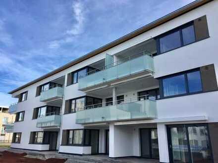 Erstbezug: Sonnige 2-Zimmer-Wohnung mit Balkon in Offenburg