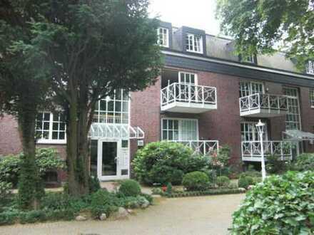 Schicke 2-Zimmer-Wohnung Nähe Hagenbecks Tierpark