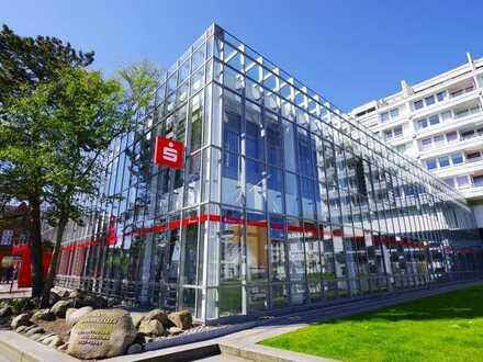 Bis zu 680 qm repräsentative Geschäftsräume in Toplage Westerlands