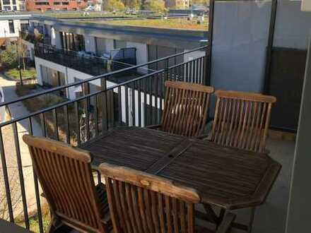 Schicke 2 Zimmer Wohnung, Balkon, EBK, TG im Milaneo!