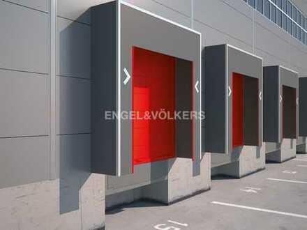 Mannheim - Produktionshalle in kurzer Entfernung zur B38 - Engel & Völkers Commercial