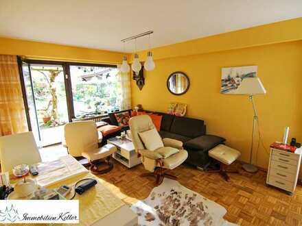 Schöne Wohnung in sonniger halb Höhenlage Bad Liebenzell
