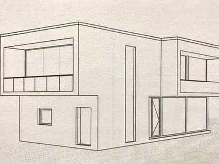 Neubau eines exklusiven Einfamilienhaus !