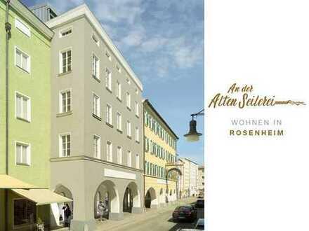 **WOHN- UND GESCHÄFTSHAUS SANIERT (Neubaustandard) mit Sonder-AfA im Herzen Rosenheims**