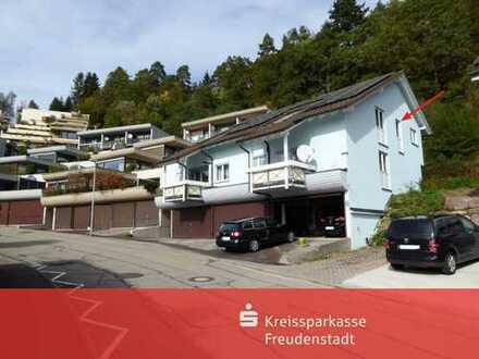 Kapitalanleger aufgepasst: Vermietete 2-Zimmer-Wohnung in Alpirsbach