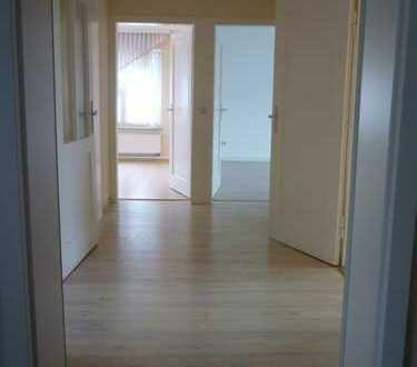 Helle 3-Zimmer-Wohnung mit Garten in ruhiger Lage