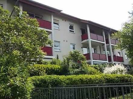 Bezugsfreie 2- Zi.-Wohnung mit Blick ins Grüne: Emmendingen/ Bürkle-Bleiche