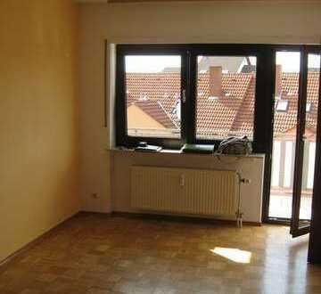 1 ZKB im Zentrum mit Balkon und guter Ausstattung