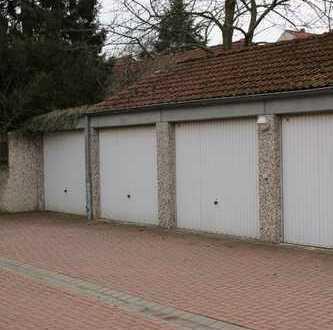 Garage in Ricklingen zu vermieten