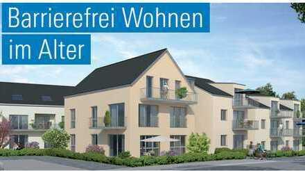 Seniorenwohnen Plus! 2-Zimmer-Dachgeschoss-Wohnung im Sonnenareal!
