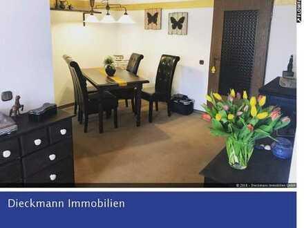 Freundliche Etagenwohnung mit Balkon und Garage - Nähe Schwerte City -
