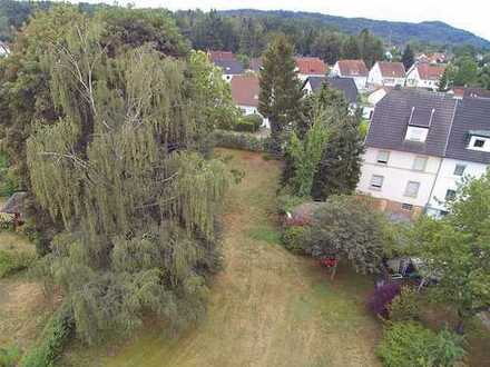 Baugrundstück in Limbach mit guter Infrastruktur