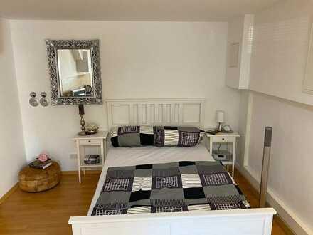 1-Zimmer-Appartment - frisch renoviert - mit Pantry Küche - inklusive PKW-Parkplatz -