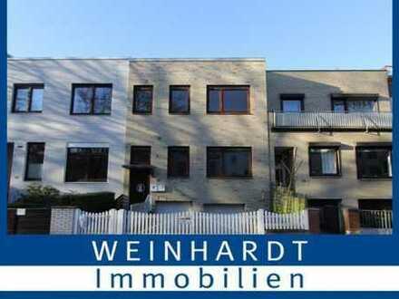 Stadthaus mit Aufstockungsmöglichkeit in Hamburg-Barmbek-Nord