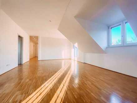 Gemütliche 3 Zimmer-Dachgeschosswohnung