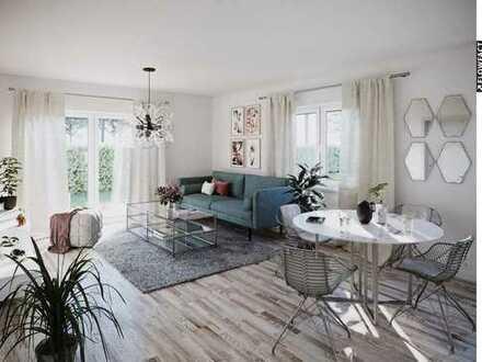 Perfektes Domizil! 3-Zimmer-Wohnung mit Balkon in sympathischem Umfeld