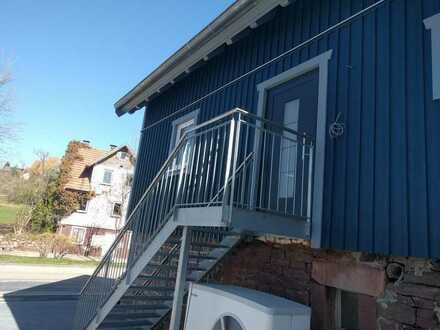 Erstbezug nach Sanierung: schöne 4-Zimmer-Doppelhaushälfte mit großzügiger Terrasse