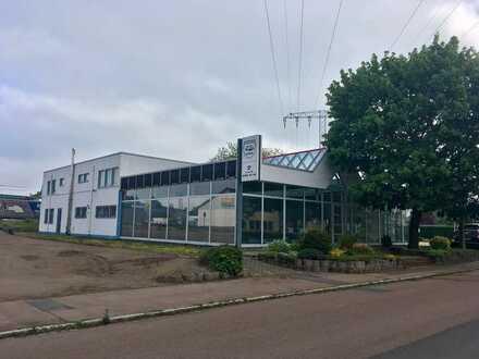 Vermietetes Autohaus samt Werkstatt zu verkaufen !