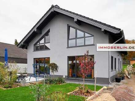 IMMOBERLIN.DE - Lichtdurchflutetes Architektenhaus auf Traumgrundstück