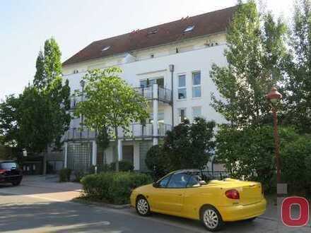 RESERVIERT ! Chice 2-ZKB Wohnung mit Balkon und Tiefgarage sucht neuen Eigentümer