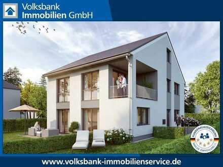 Schöne Eigentumswohnungen im 2-Familienhaus in Schwalmtal, Rösler-Siedlung