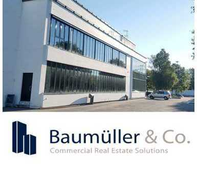 2.000 qm Lagerhalle + 1.000 qm Büro Nähe Heidelberg