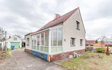 Heinze-Immobilien (IVD): Sanierungsobjekt in Hennickendorf zum Kauf