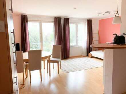 2-Zimmer-Wohnung vollmöbliert in Wiesloch