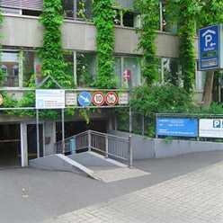 Parkhaus Rathausgarage