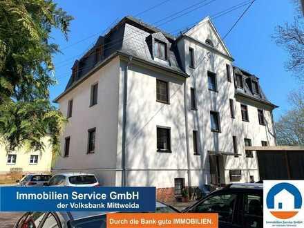 Neu sanierte 2-Raum Dachgeschoss-Wohnung in ruhiger Lage von Markersdorf