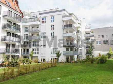 Seltene Gelegenheit: Moderne 4-Zi.-ETW mit Balkon im Zentrum von Kempten