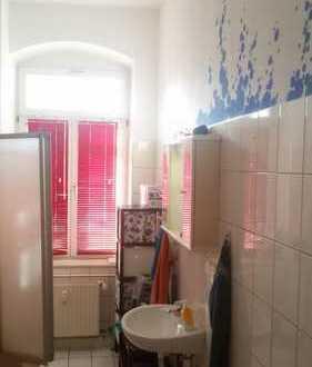 wunderschönes 24 m2 Zimmer mit Stuck auf dem Kaßberg