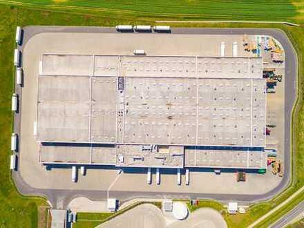 Provisionsfrei - Logistik - Lager - Produktion - 1 A Verkehrsanbindung - (Beispielfoto)