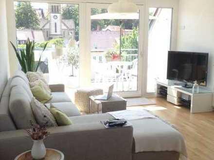 Großzügige Familien 4-Zimmer Maisonette-Wohnung, renoviert